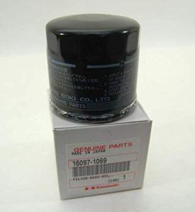 Kawasaki OEM de remplacement de filtre à huile Mule 25103010401016097–1069