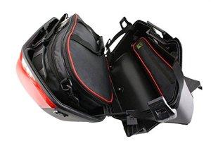 made4bikers: Compatible avec Les modèles Ducati Multistrada 1200 a 2014: Poches intérieures/Sacs intérieurs pour valises latérales