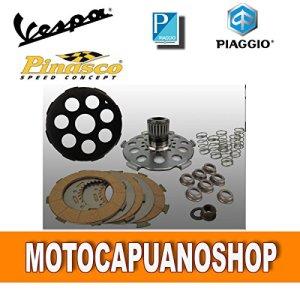 Pinasco Kit d'embrayage résistant 6ressorts Power Clutch pour vespa vnb Vbb 125–150