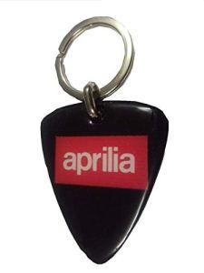Porte-clés aprilia en résine