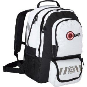 QBag superdeal iI sac à dos noir/blanc