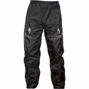 Richa Pluie Warrior Pantalon Textile – Noir, 96cm – 3XL