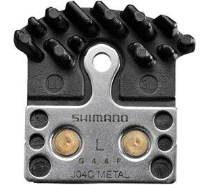 Shimano J04C Ice-Tech – Plaquettes de frein – métal gris 2016 plaquette frein vtt