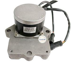 Sinocmp 7834–41–2003Pc-76d102Moteur d'accélérateur pour Komatsu PC300Ass'y Moteur pas à pas–7, 6mois de garantie
