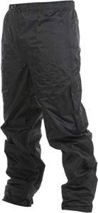 V Quattro Design Pantalon de Pluie Moto Arcus , Noir, Taille M