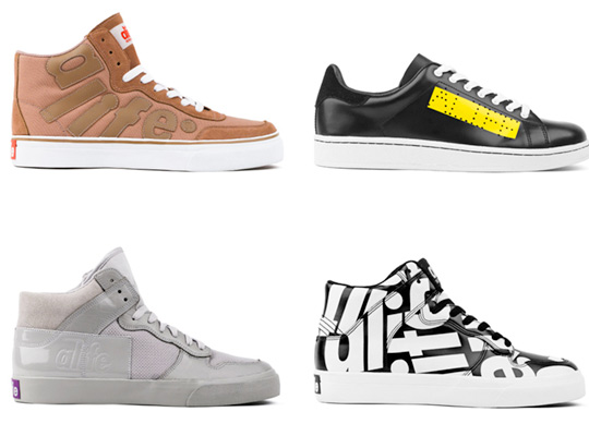 Alife Footwear - Fall 2009 Collection