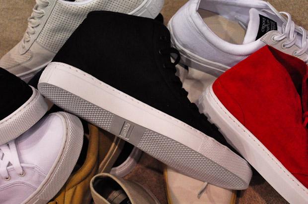 Preview: Crooks & Castles Footwear | Spring 2010
