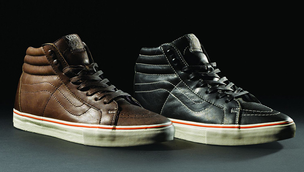 Jason Jesse x Vans Syndicate SK8-HI - More Pictures
