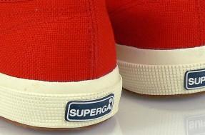 Superga 2750 - Red Canvas