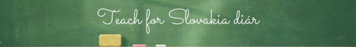 Teach for Slovakia KICKSTART Blog