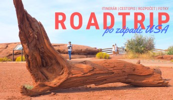roadtrip po usa itinerar