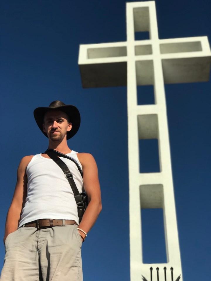 san diego mount soledad cross