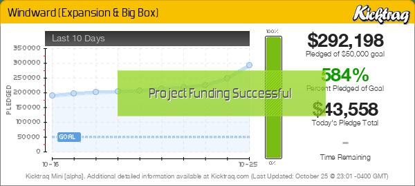 Windward (Expansion & Big Box) -- Kicktraq Mini