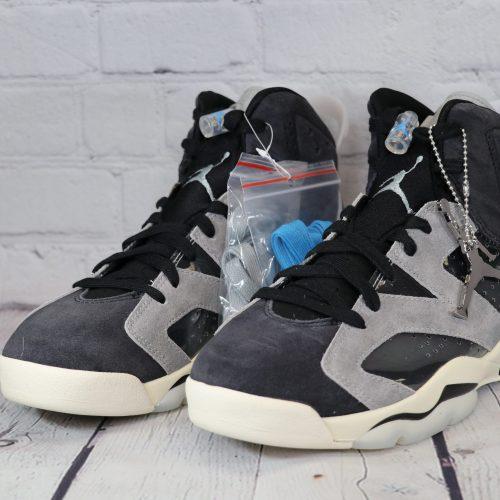Air Jordan 6 Retro Tech Chrome