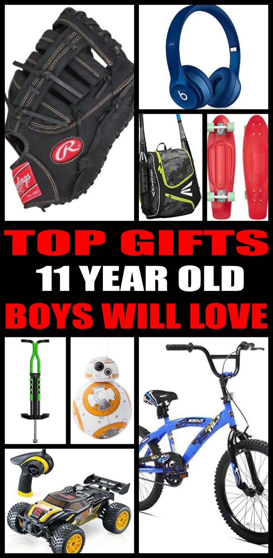 11 Year Old Birthday Gifts Boys
