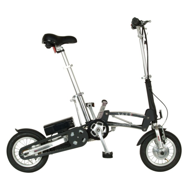 Mazing Innovations 12 inch Foldable Electronic Bike