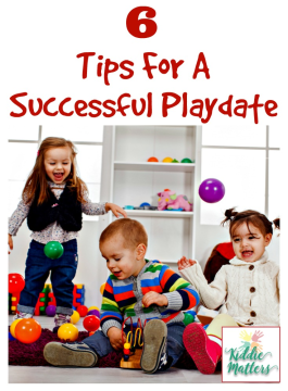 6 Tips For Having A Successful Play Date