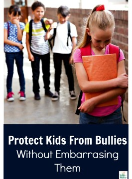 5 Effective Ways Parents Can Bully Proof Their Kids
