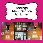 Emotion Regulation Feelings Identification Activities For Kids