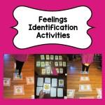 Emotion Regulation Feelings Identification Activities For Kids