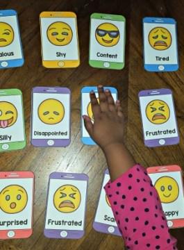 Emotion Regulation: Feelings Identification Activities