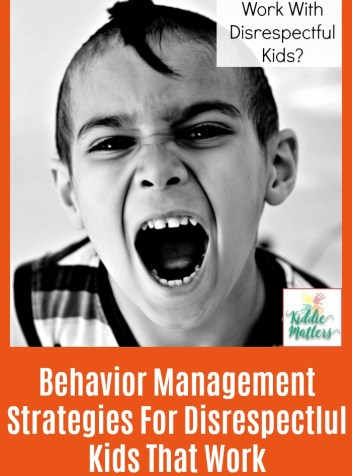 Behavior Management Strategies For Disrespectful Students That Work