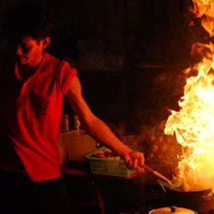 burneddinner