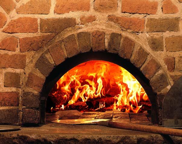 brick-oven