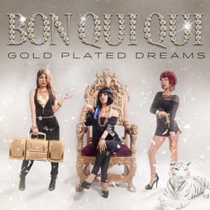 Bon-Qui-Qui-Gold-Plated-Dreams-album-cover