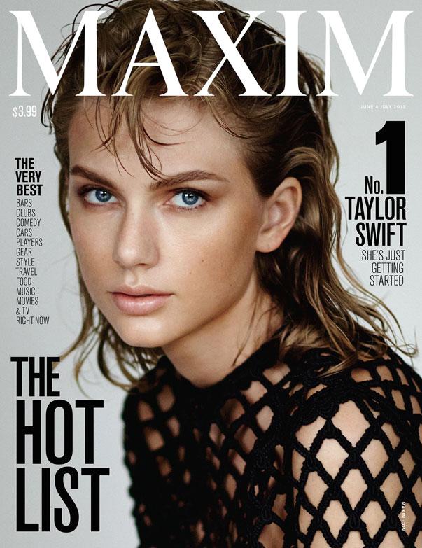 Tylor-Swift-Maxim-cover