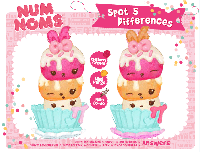 num noms colouring pages and activity sheets by visiting the blog