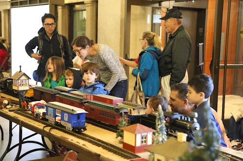 All Aboard for a Train Day Celebration at the National Postal Museum!