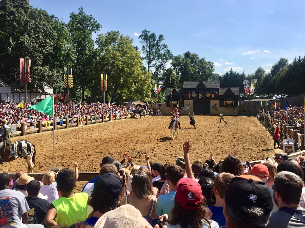 August 2018 Kidfriendly Dc Huzaah You Now Have A Backyard With Super Cool Party Vibes In Case Werent Aware Which Must Mean Youre New To Kfdc The Maryland Renaissance Festival Is My Very Favorite Annual Event Area