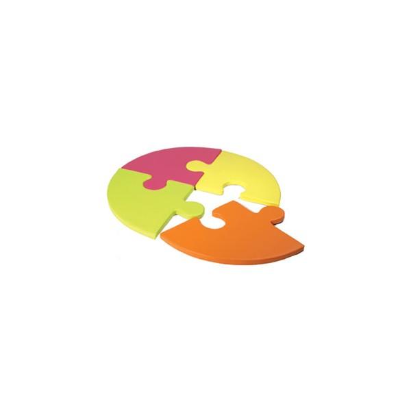 tapis puzzle enfant rond en mousse diametre 160cm 11 coloris au choix