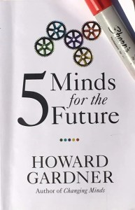 5 Minds for the Future by Howard Gardner