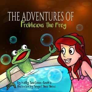 The Adventures of Froblicious the Frog book picture