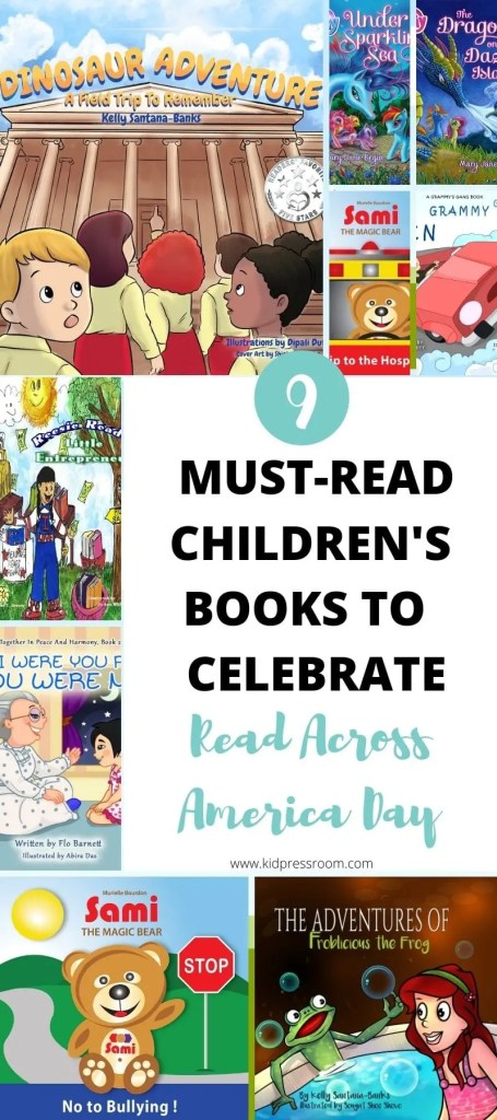 Exciting Children's Books for Read Across America Day - KIDPRESSROOM