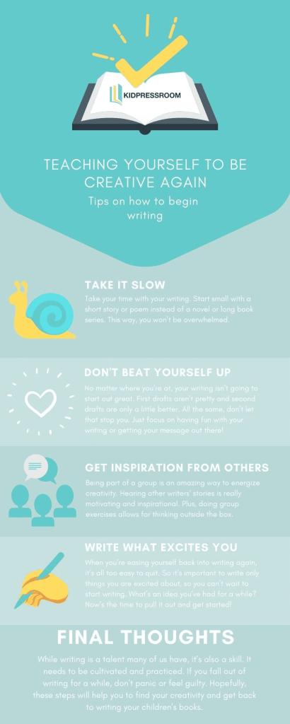 Learn How to be Creative - KIDPRESSROOM
