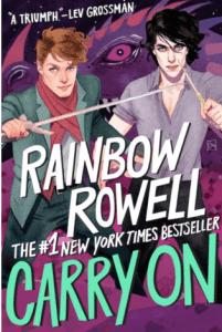 Carry On by Rainbow Rowell - KIDPRESSROOM