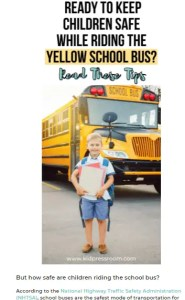 Riding the School bus Tailwind sample