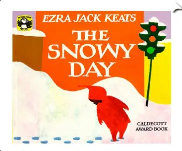 Children's Books Featuring Black Characters The Snowy Day by Ezra Jack Keats - KIDPRESSROOM