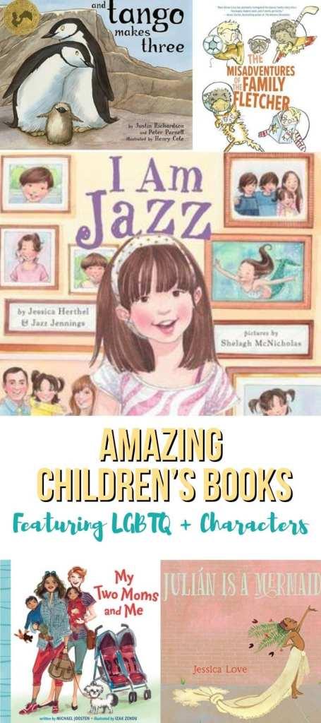 Children's Books Featuring LGBTQ+ Characters - KIDPRESSROOM