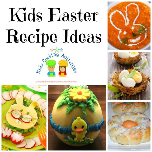 Easter Baking Decorations