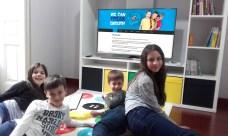 Salón TV - Yo puedo hablar Inglés
