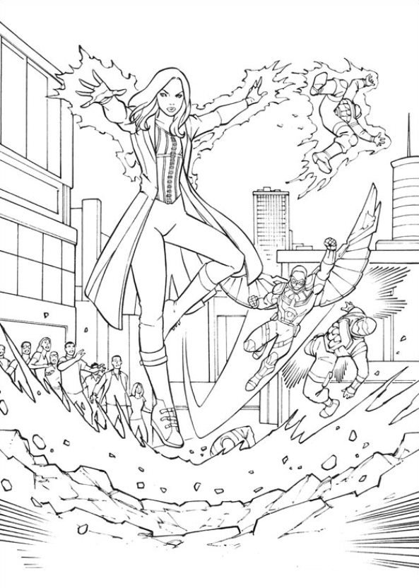 spider man civil war coloring sheets coloring pages
