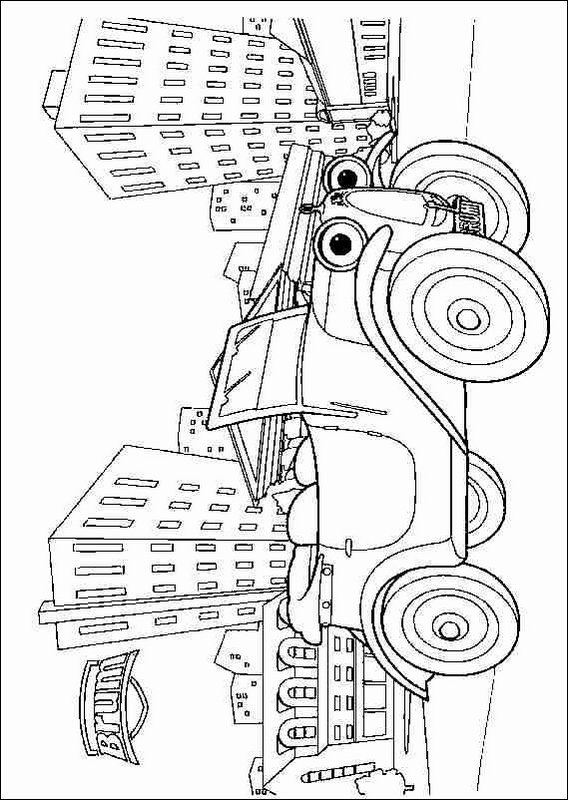 4 Coloring Pages Of Brum
