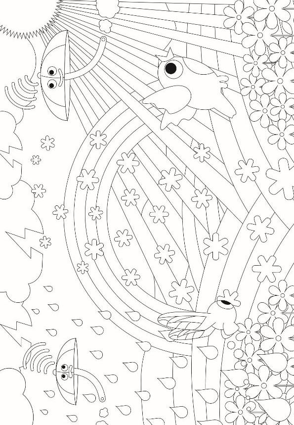 2 Coloring Pages Of Drones