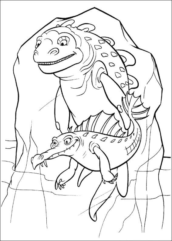 kids n fun com 34 coloring pages of ice age 2
