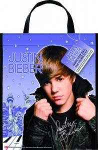 Justin Bieber - Tragetasche