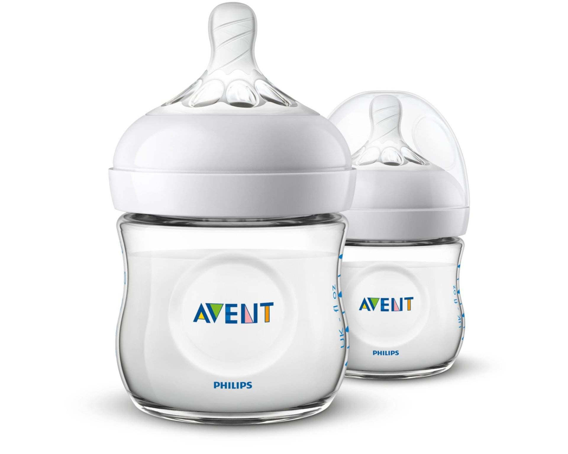 philips avent natural 2 0 baby bottles in a double pack